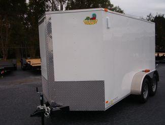 2019 Covered Wagon Enclosed 6x12 Tandem   city Georgia  Youngblood Motor Company Inc  in Madison, Georgia