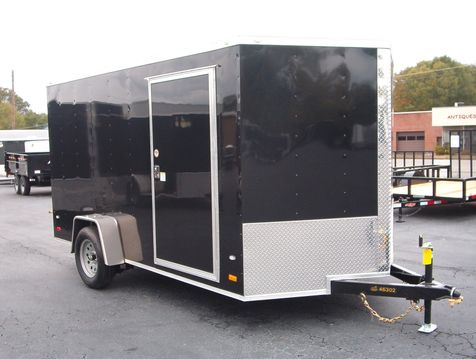 2019 Covered Wagon Enclosed 7x12  in Madison