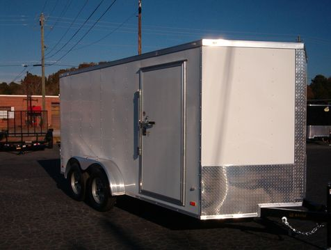 2019 Covered Wagon Enclosed 7x14 6' 3