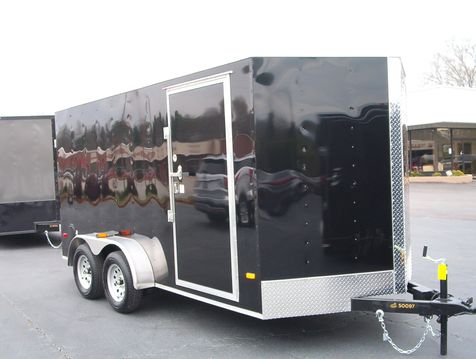 2019 Covered Wagon Enclosed 7x14  6' 6