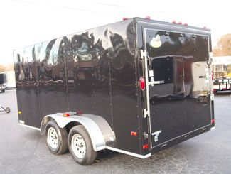 2019 Covered Wagon Enclosed 7x14 66 Interior Height   city Georgia  Youngblood Motor Company Inc  in Madison, Georgia
