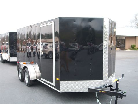 2019 Covered Wagon Enclosed 7x14 6'6