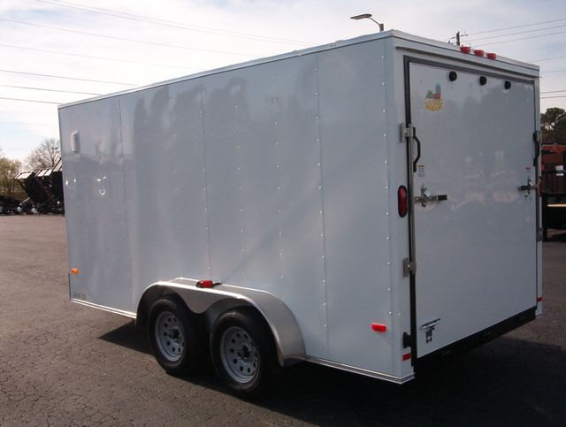 2019 Covered Wagon Enclosed 7x14 6'Interior Height in Madison, Georgia 30650