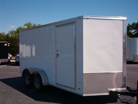 2019 Covered Wagon Enclosed 7x14 7 ft Interior Height  in Madison