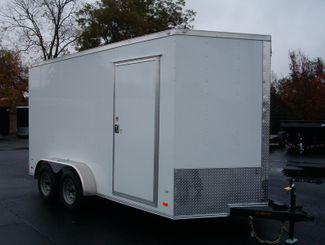 2019 Covered Wagon Enclosed 7x14 7Ft Interior   city Georgia  Youngblood Motor Company Inc  in Madison, Georgia