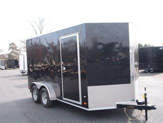 2019 Covered Wagon Enclosed 7x14 7Ft Interior   city Georgia  Youngblood Motor Company Inc  in Madison, Georgia