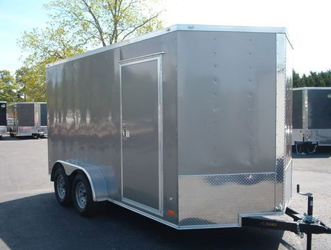 2019 Covered Wagon Enclosed 7x14 7Ft Interior  in Madison