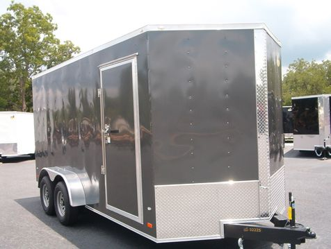 2019 Covered Wagon Enclosed 7x16 5 Ton  7 Ft Interior Height  in Madison