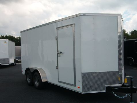 2019 Covered Wagon Enclosed 7x16 5 Ton 7ft  Interior Height  in Madison