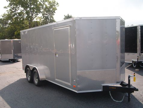 2019 Covered Wagon Enclosed 7x16 6'3