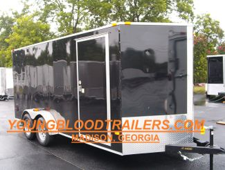 2019 Covered Wagon Enclosed 7x16 6 6 Interior Height   city Georgia  Youngblood Motor Company Inc  in Madison, Georgia