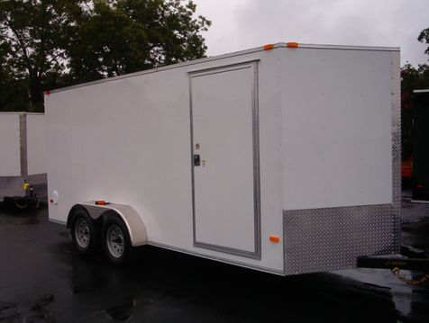 2019 Covered Wagon Enclosed 7x16 6' 6