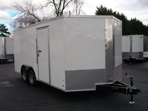 2019 Covered Wagon Enclosed 8 1/2x16  6' 6