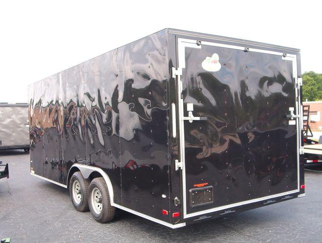 2019 Covered Wagon Enclosed 8 1/2x20 5 Ton 7 Ft in Madison, Georgia 30650