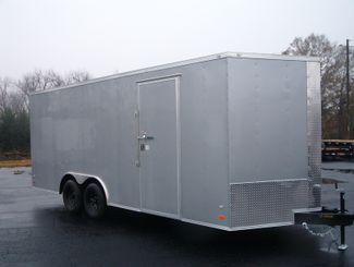 2019 Covered Wagon Enclosed 8 1/2x20 5 Ton 7 Ft in Madison, Georgia