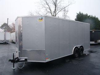 2019 Covered Wagon Enclosed 8 12x20 5 Ton 7 Ft   city Georgia  Youngblood Motor Company Inc  in Madison, Georgia