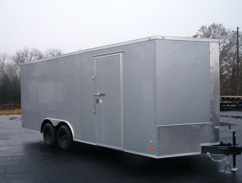 2019 Covered Wagon Enclosed 8 1/2x20 5 Ton 7 Ft  in Madison