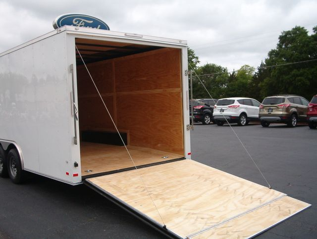 2020 Covered Wagon Enclosed 8 1/2x24 5 Ton 7 Ft Interior Height in Madison, Georgia 30650