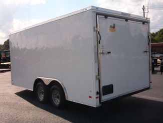 2019 Covered Wagon Enclosed 8 12x16 66 Interior Height   city Georgia  Youngblood Motor Company Inc  in Madison, Georgia