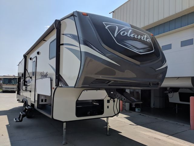 2019 Crossroads Volante VL295BH Mandan, North Dakota 0