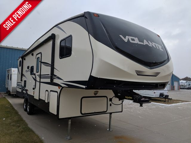 2019 Crossroads Volante VL270BH Mandan, North Dakota 0