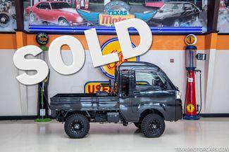 2019 Mini Truck Jumbo 4x4 Daihatsu Hijet in Addison, Texas 75001