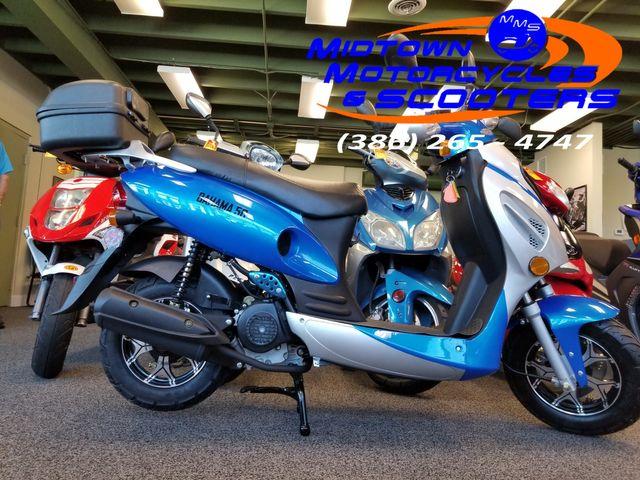 2019 Daix Bahama Scooter 49cc