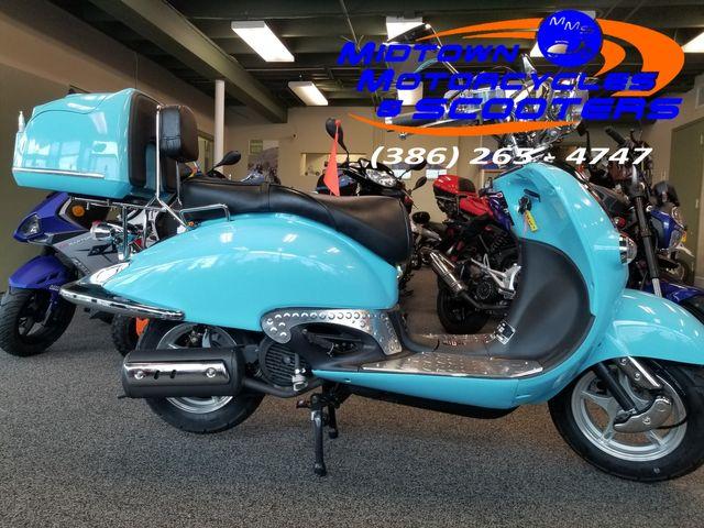 2019 Daix Cruiser Scooter 150cc