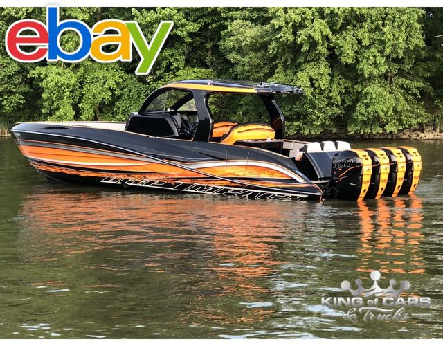 2019 Deep Impact 399 Sport QUAD 400R SMD PAINT BEST OF THE BEST in Woodbury, New Jersey 08096