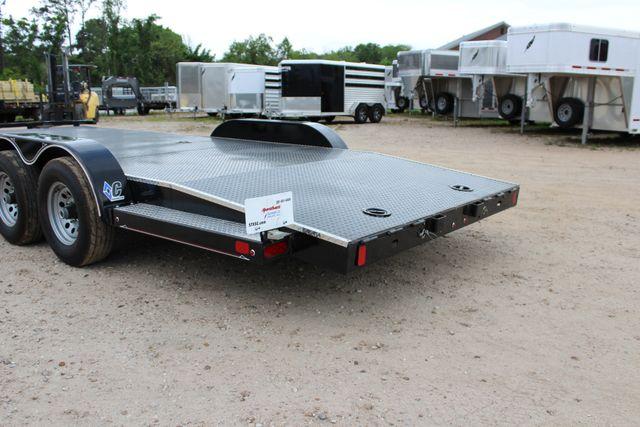 2019 Diamond C 12CHS 20' DELUXE STEEL FLOOR CAR HAULER CONROE, TX 12