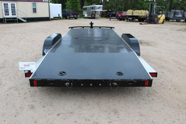 2019 Diamond C 12CHS 22' CHS Deluxe Steel Floor Open Car Trailer CONROE, TX 14