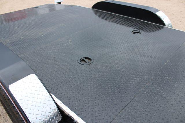 2019 Diamond C 12CHS 22' CHS Deluxe Steel Floor Open Car Trailer CONROE, TX 2