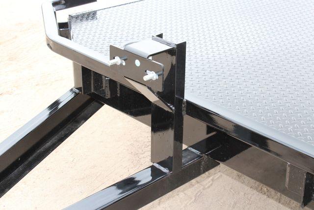 2019 Diamond C 12CHS 22' CHS Deluxe Steel Floor Open Car Trailer CONROE, TX 6