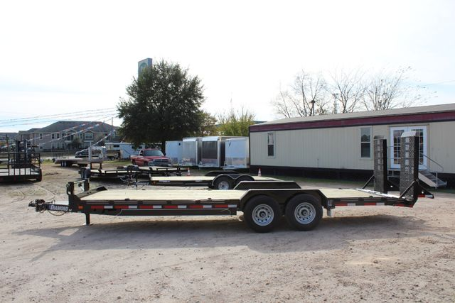 2019 Diamond C 18EEQ 24 X 82 EXTREME FLATBET EQUIPMENT TRAILER CONROE, TX 11