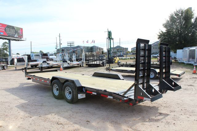 2019 Diamond C 18EEQ 24 X 82 EXTREME FLATBET EQUIPMENT TRAILER CONROE, TX 12
