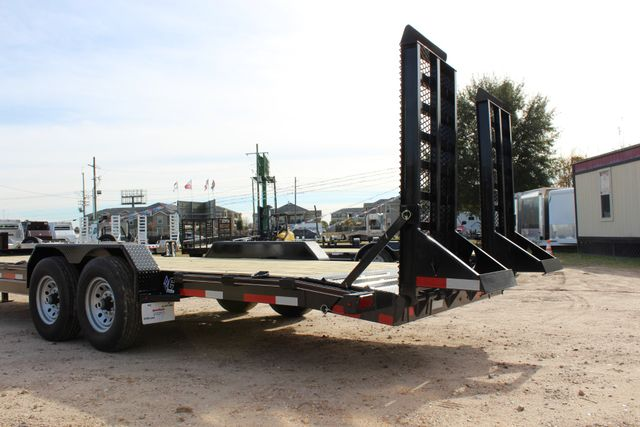2019 Diamond C 18EEQ 24 X 82 EXTREME FLATBET EQUIPMENT TRAILER CONROE, TX 14