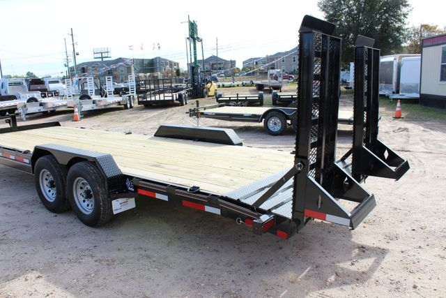 2019 Diamond C 18EEQ 24 X 82 EXTREME FLATBET EQUIPMENT TRAILER CONROE, TX 15