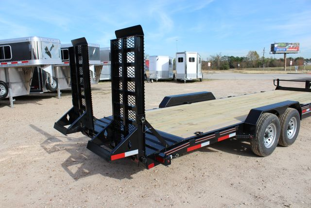 2019 Diamond C 18EEQ 24 X 82 EXTREME FLATBET EQUIPMENT TRAILER CONROE, TX 20