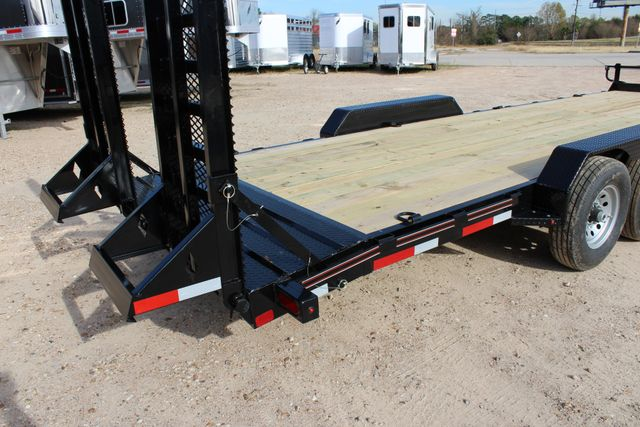 2019 Diamond C 18EEQ 24 X 82 EXTREME FLATBET EQUIPMENT TRAILER CONROE, TX 22