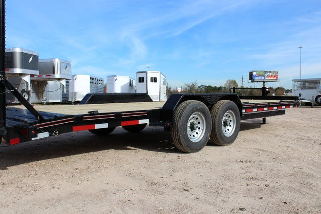 2019 Diamond C 18EEQ 24 X 82 EXTREME FLATBET EQUIPMENT TRAILER CONROE, TX 24