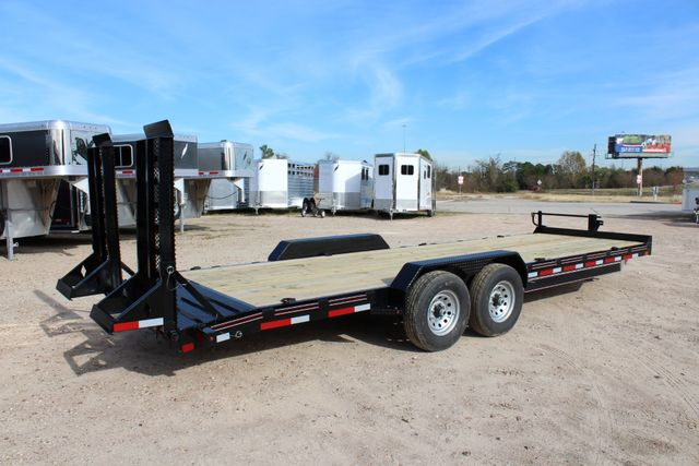 2019 Diamond C 18EEQ 24 X 82 EXTREME FLATBET EQUIPMENT TRAILER CONROE, TX 25