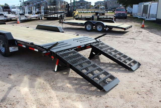 2019 Diamond C 18EEQ 24 X 82 EXTREME FLATBET EQUIPMENT TRAILER CONROE, TX 16