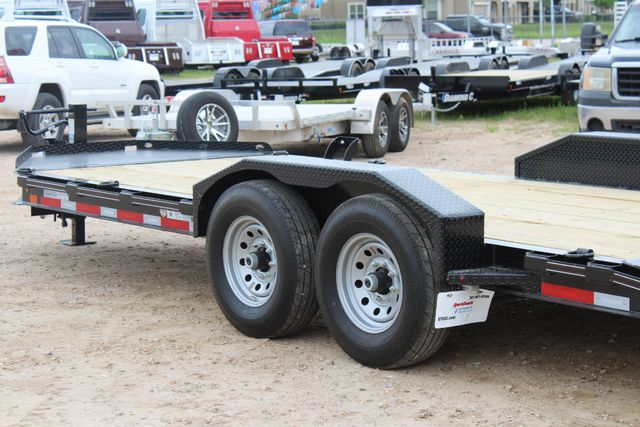 2019 Diamond C LPX 18' Low Profile Extreme Duty Equipment Trailer CONROE, TX 11