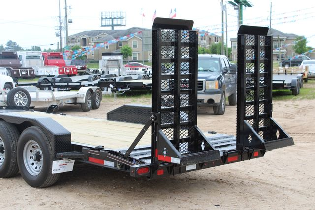 2019 Diamond C LPX 18' Low Profile Extreme Duty Equipment Trailer CONROE, TX 12