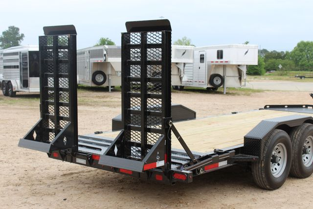 2019 Diamond C LPX 18' Low Profile Extreme Duty Equipment Trailer CONROE, TX 17