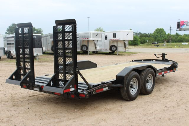 2019 Diamond C LPX 18' Low Profile Extreme Duty Equipment Trailer CONROE, TX 19