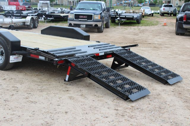 2019 Diamond C LPX 18' Low Profile Extreme Duty Equipment Trailer CONROE, TX 13