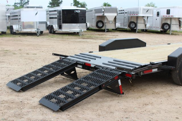 2019 Diamond C LPX 18' Low Profile Extreme Duty Equipment Trailer CONROE, TX 21