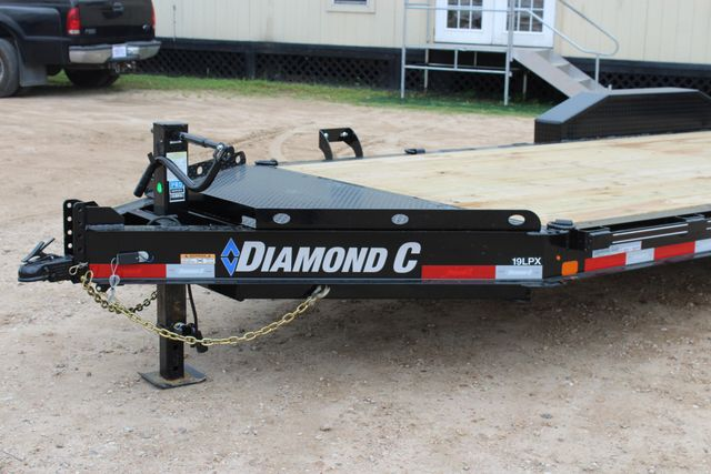 2019 Diamond C LPX 18' Low Profile Extreme Duty Equipment Trailer CONROE, TX 6