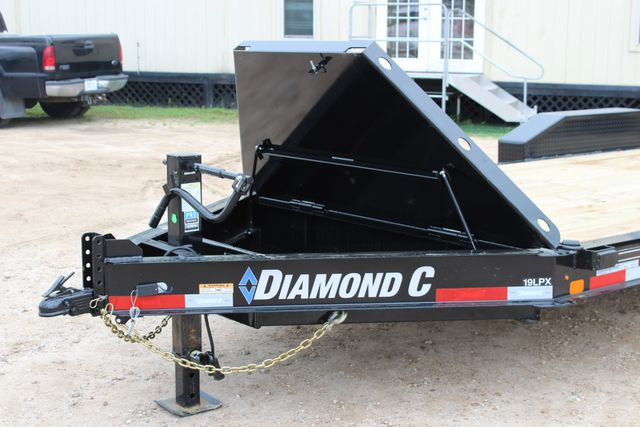 2019 Diamond C LPX 18' Low Profile Extreme Duty Equipment Trailer CONROE, TX 7